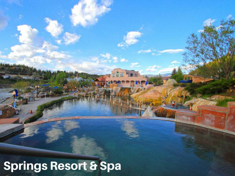 Pagosa Hot Springs Resort and Spa