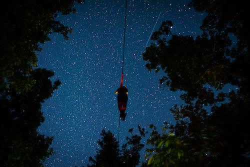 Night Flight at Sky Valley