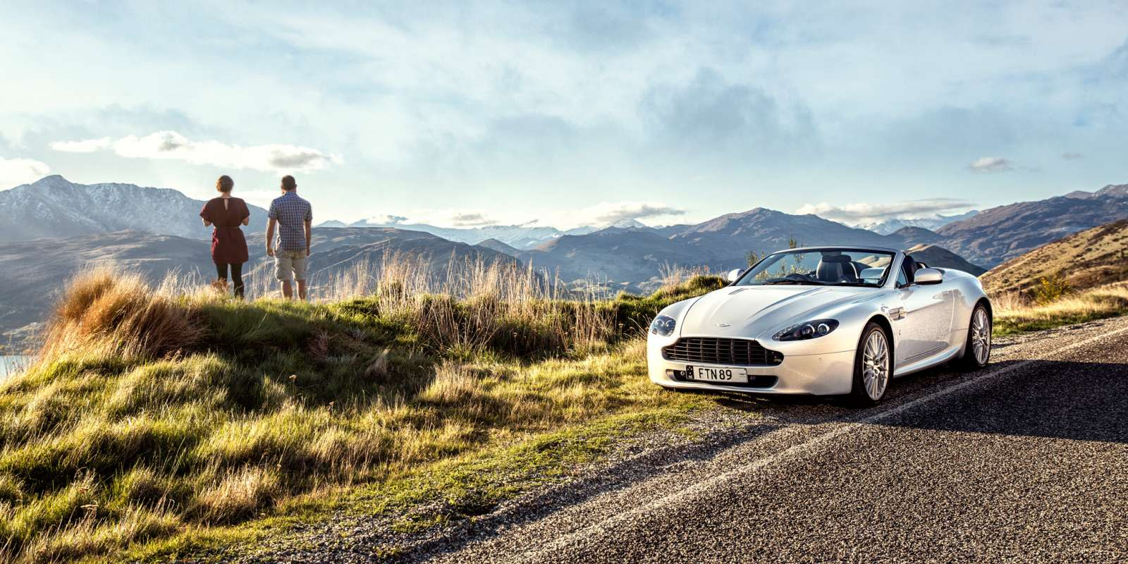 Ignition Self Drive - Aston Martin V8 Vantage - Unique Experiences