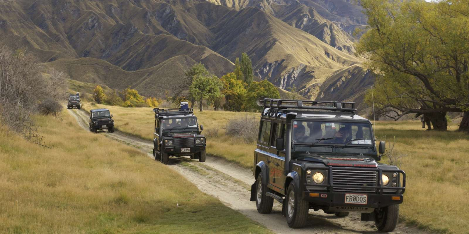 Nomad4WD, Macetown, Arrowtown 4WD, Nomad Safaris