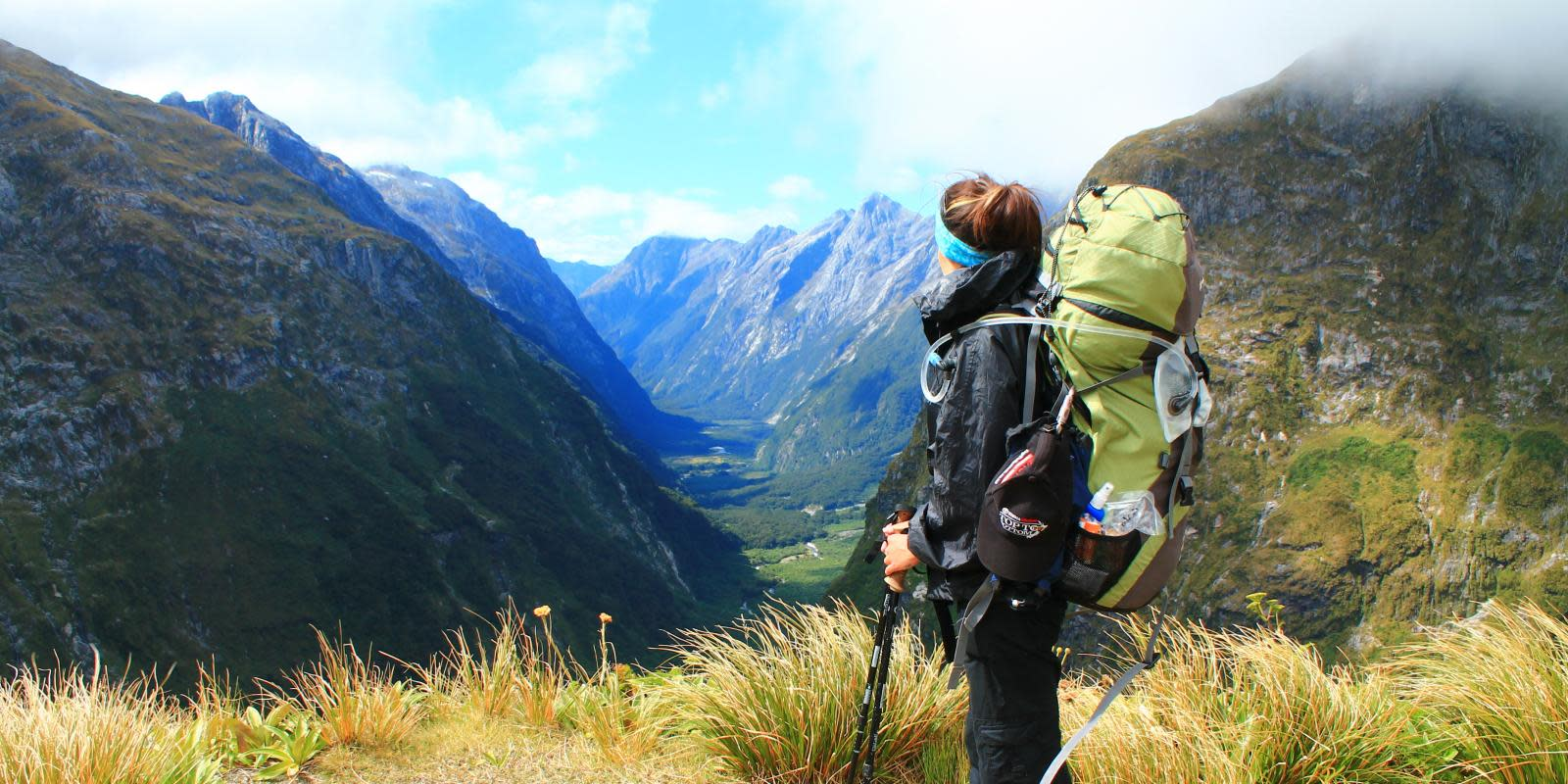 Milford Track New Zealand Great Walk from Queenstown