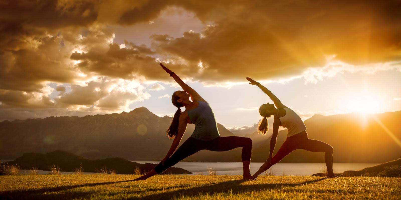 Rejuvenate with yoga Queenstown