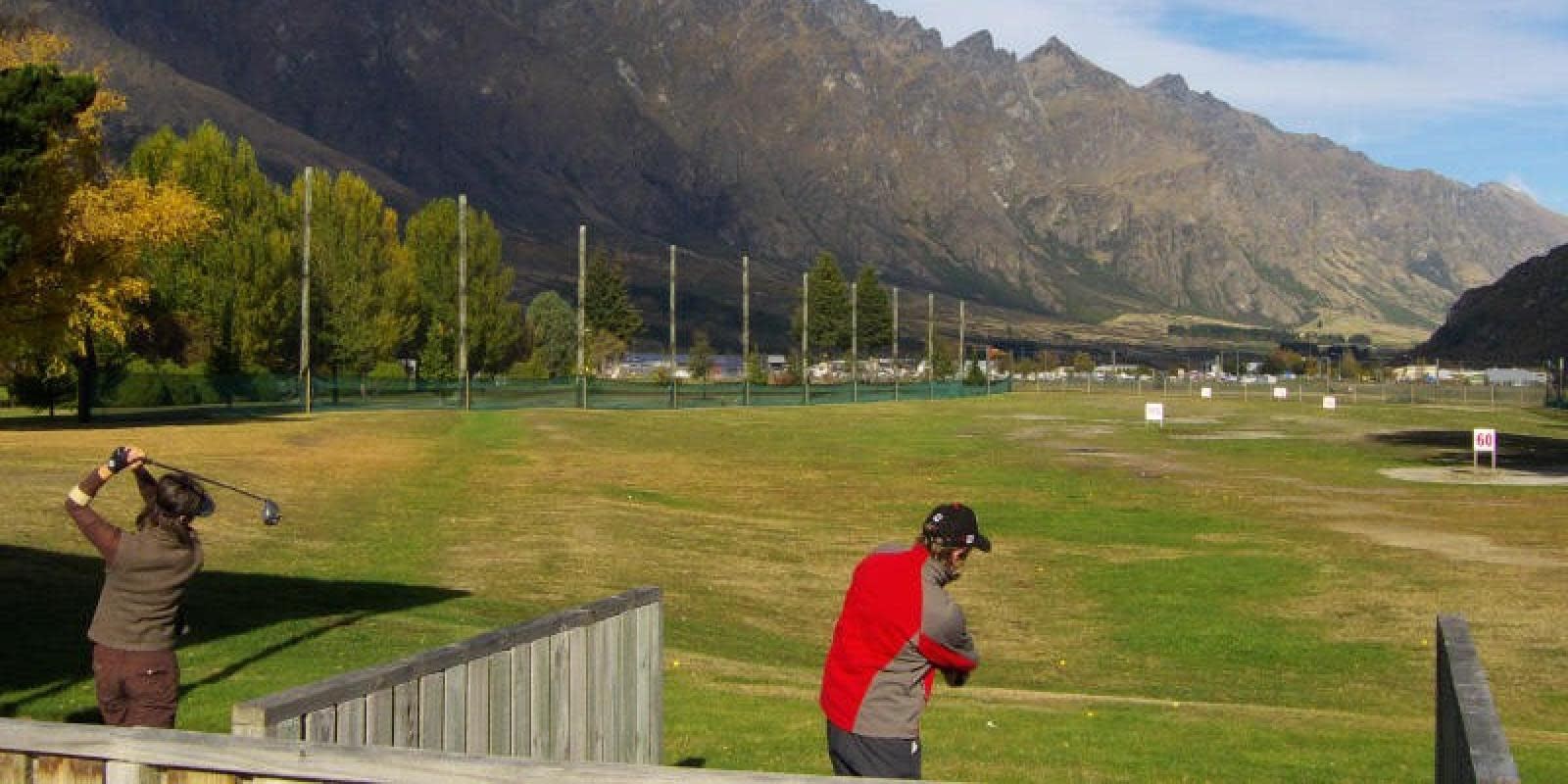 Frankton Driving Range Queenstown