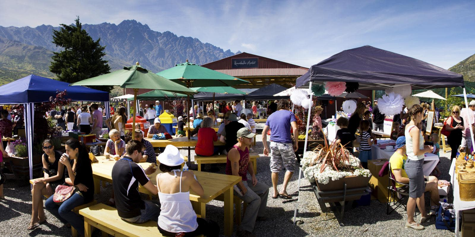 The Remarkables Market