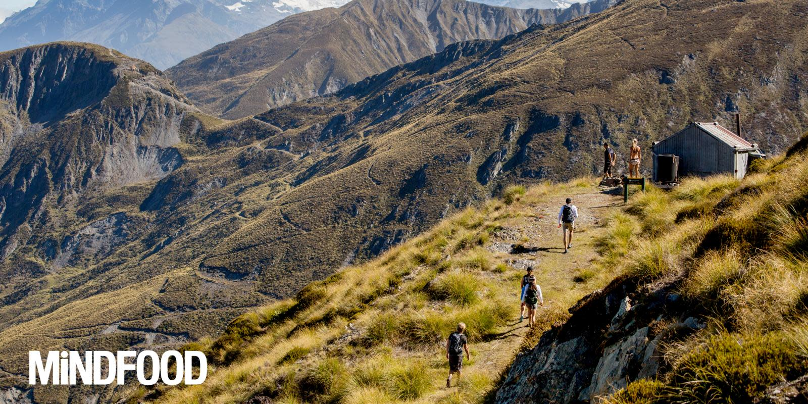 Hiking in Central Otago