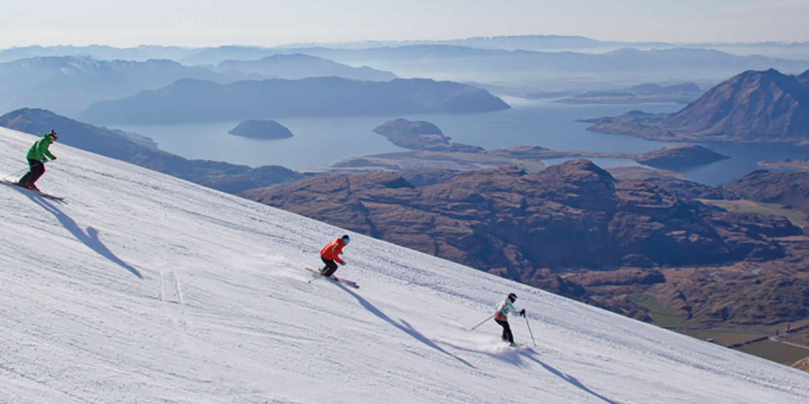Treble Cone Ski Area