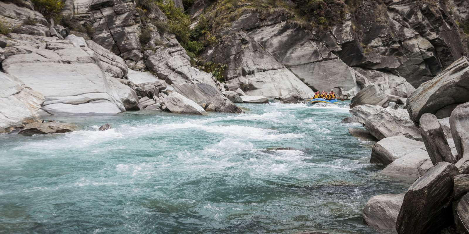 Whitewater Rafting in Queenstown