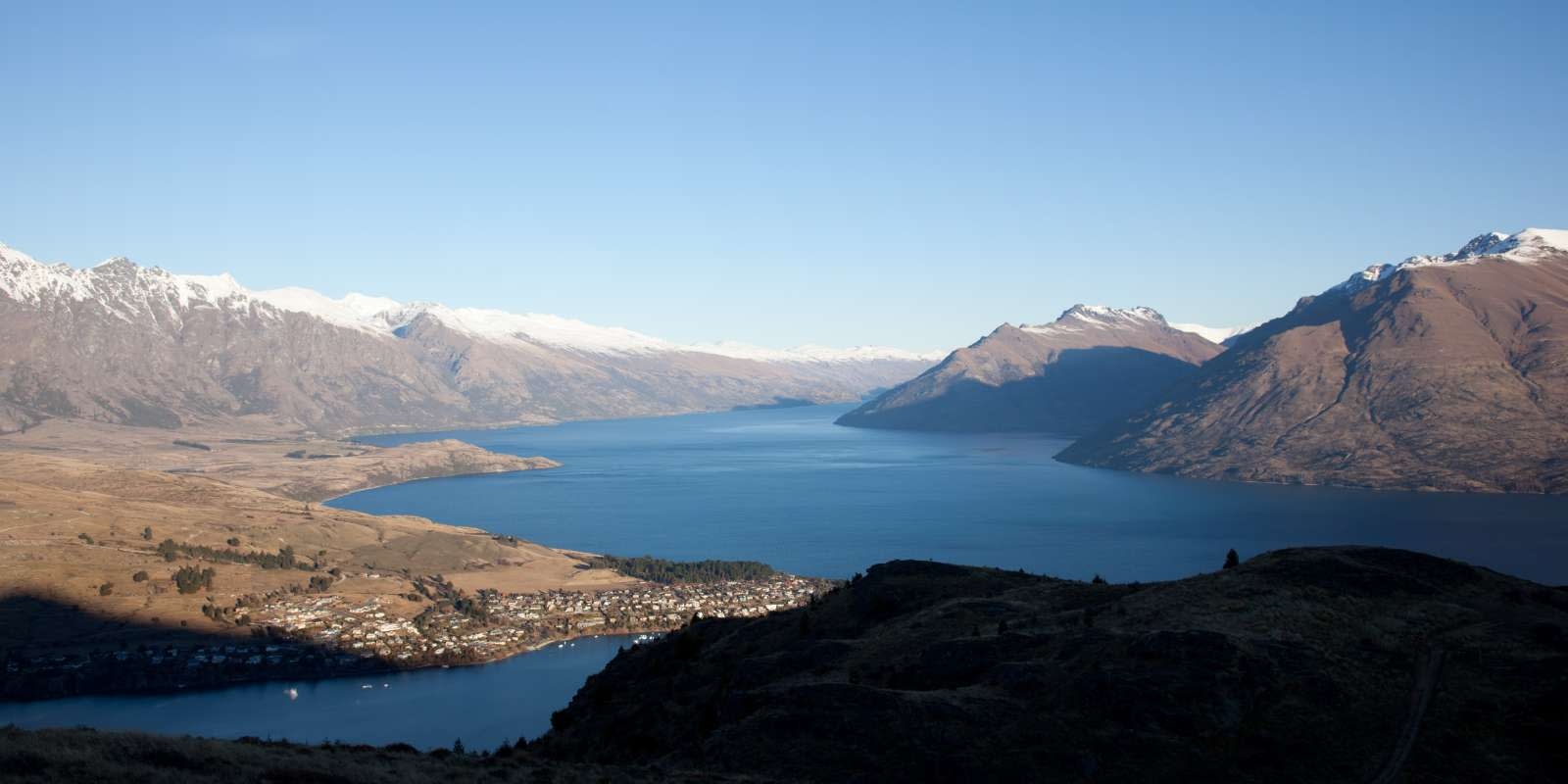 Views from Queenstown Hill