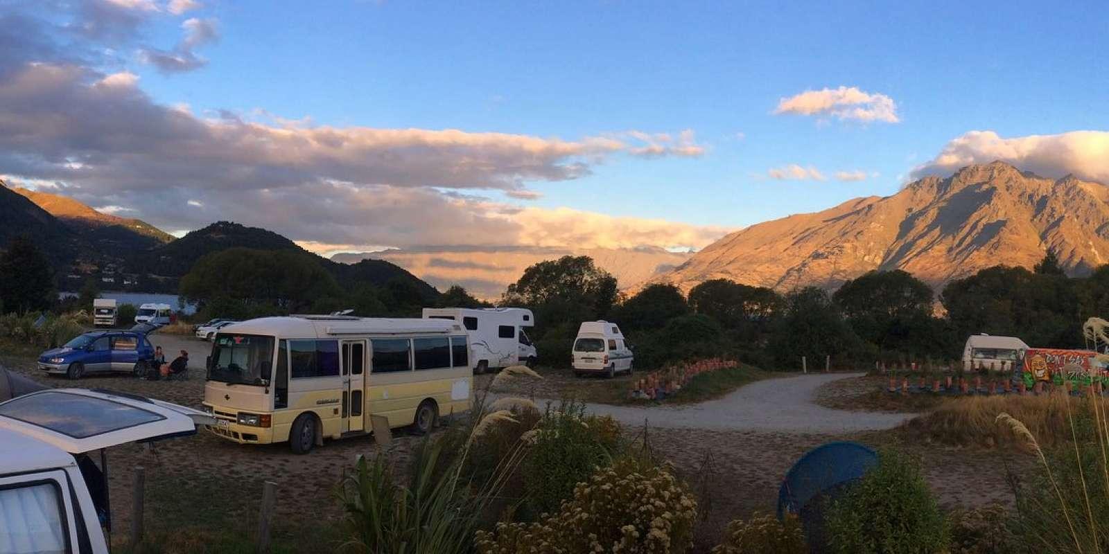 Twelve Mile Delta Camping Site