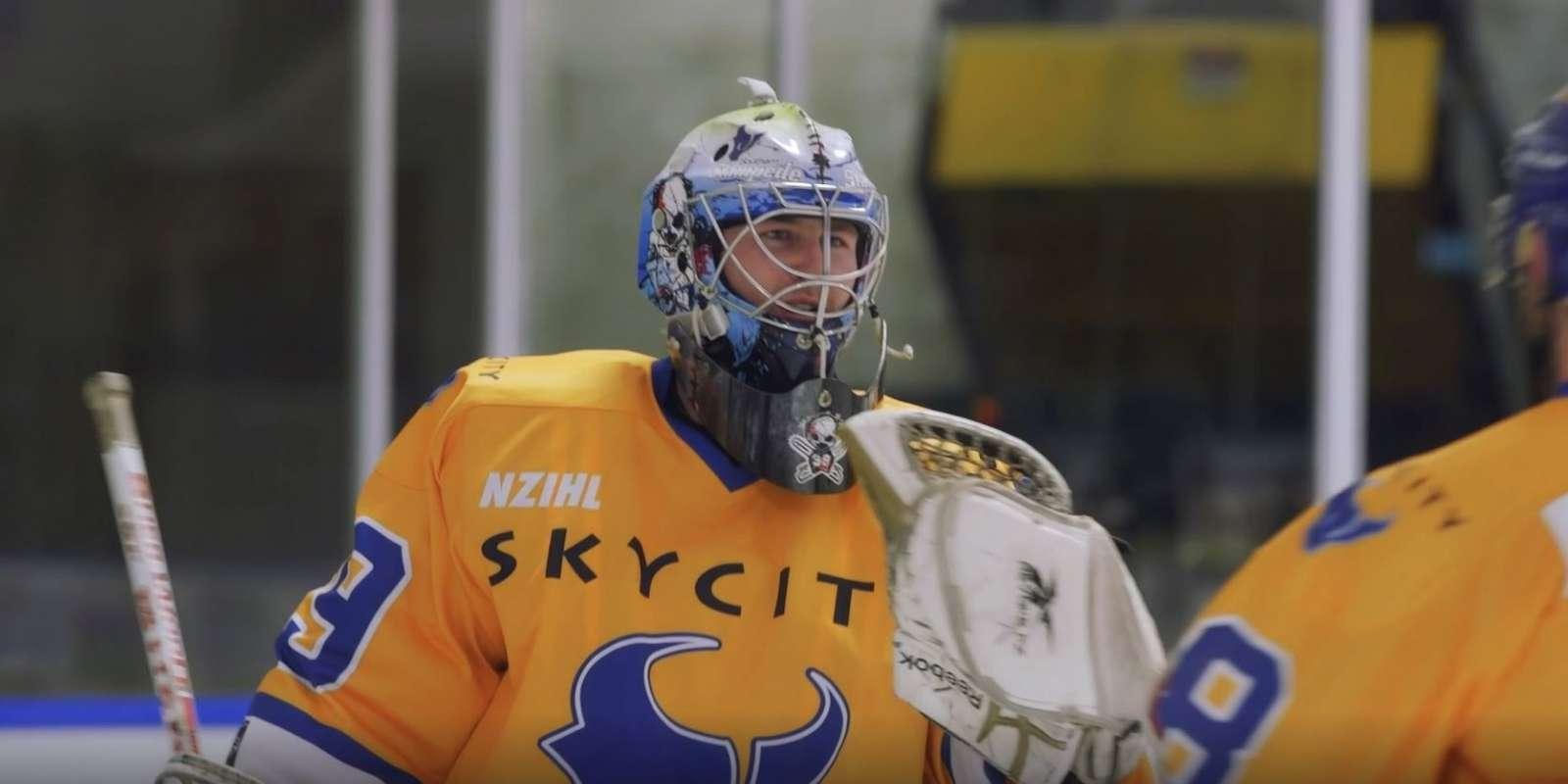 Skycity Stampede Ice Hockey team