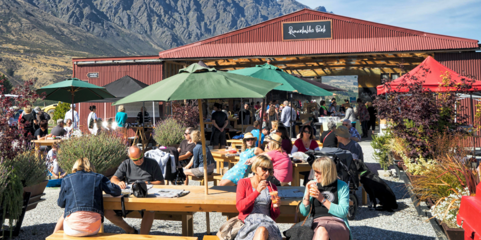 The Remarkables Market, Frankton