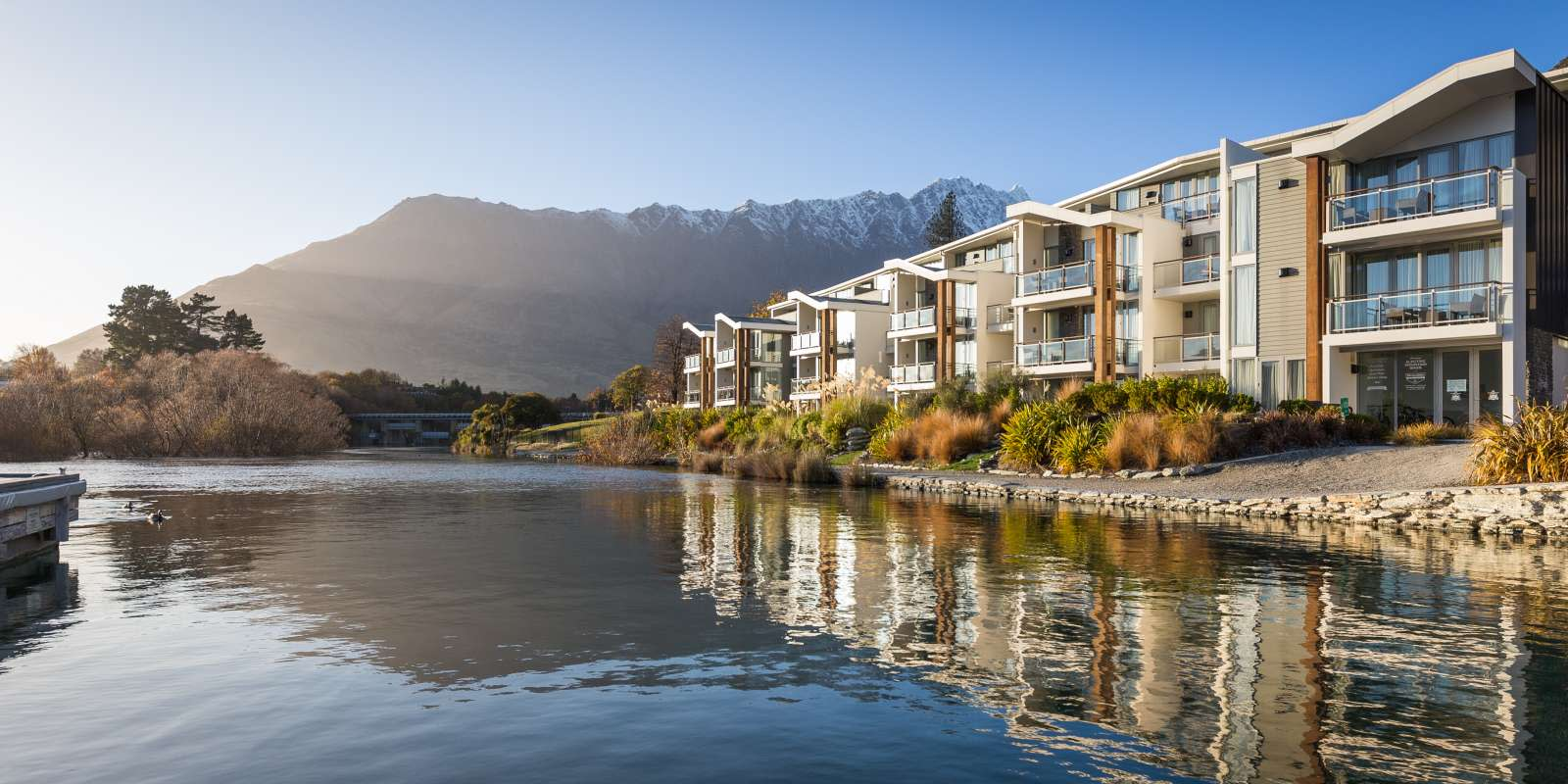 on Queenstown Resort Spa Lakeside Residences