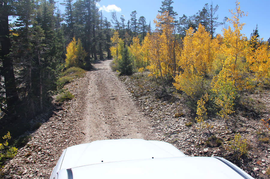 Bryce Canyon Country - backcountry