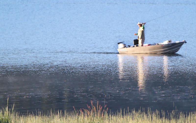 Panguitch Lake Fishing