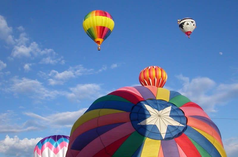Panguitch Balloon Rally Utah
