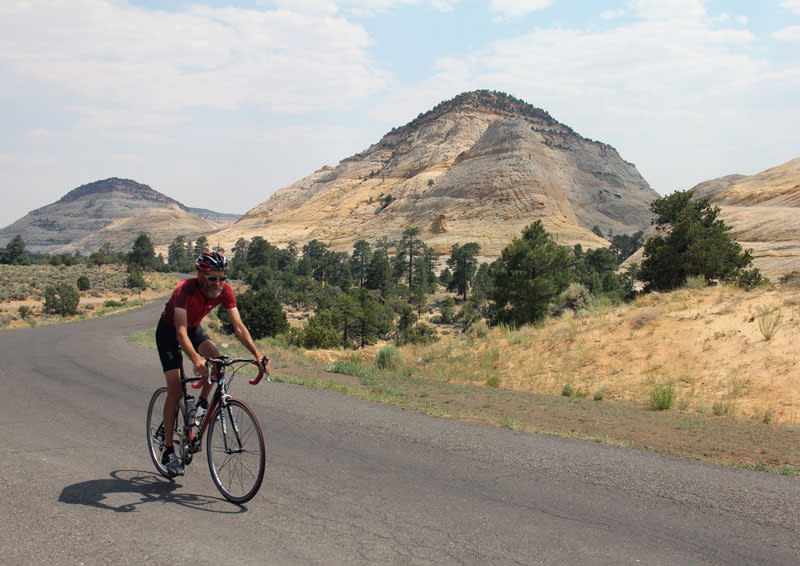 Burr Trail Cycling