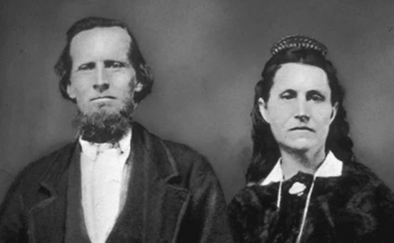 Ebenezer and Mary Bryce