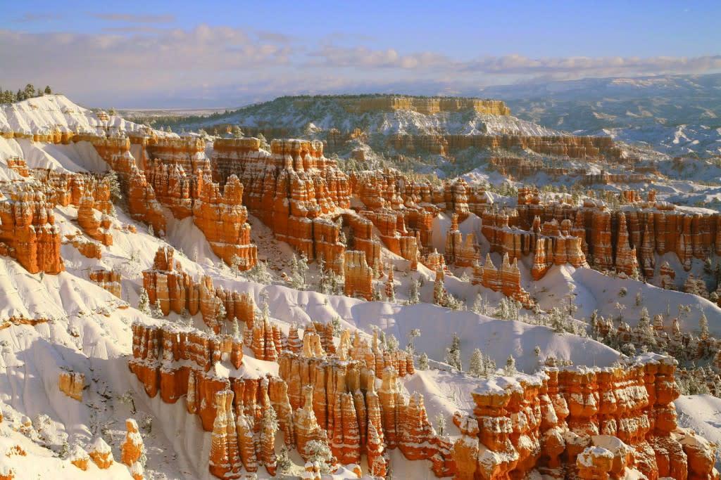 Bryce Canyon Winter scene3 (1)