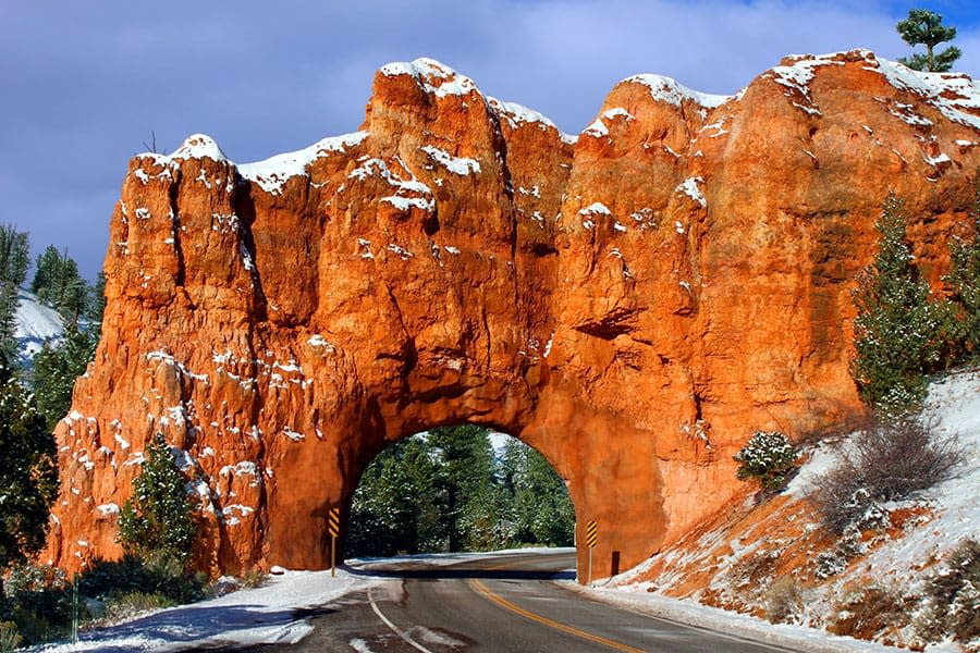 Red Canyon in Bryce Canyon Country