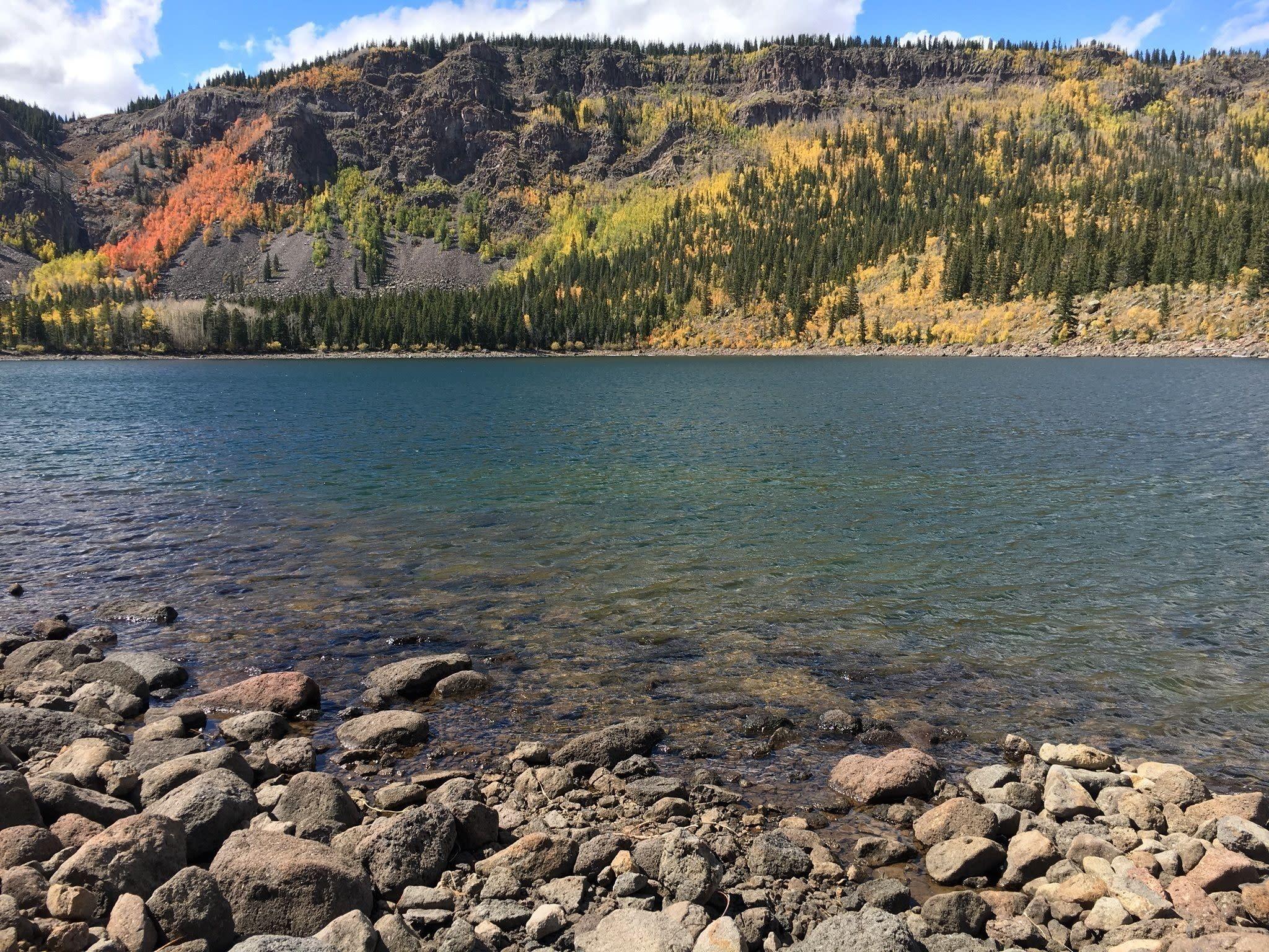 Blind Lake PC: Josh Mace