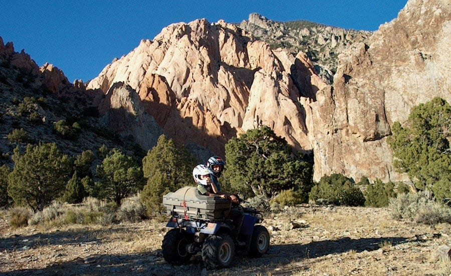 ATV Tours Header Image