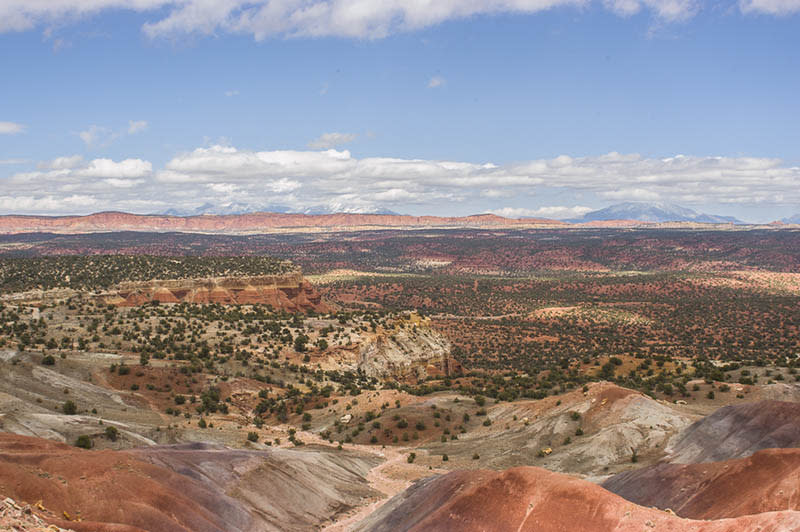 Circle Cliff overlook. Photo courtesy of David Heaton