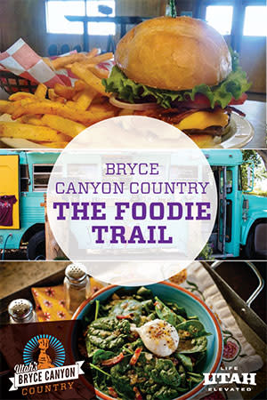 Learn about the many local restaurants in Bryce Canyon Country. Many have won awards for their food and you don't want to miss out when you come to town.