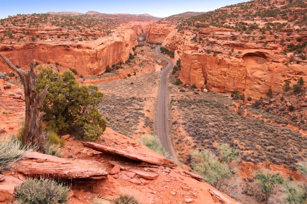 Burr Trail - Boulder Utah