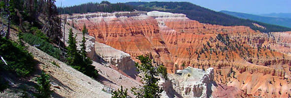 Cedar Breaks National Monument - Utah