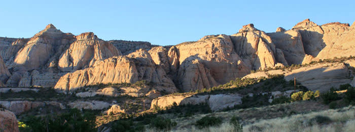 Capitol Reef National Park History