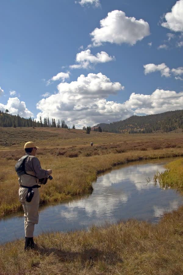 Fishing in Bryce Canyon Region