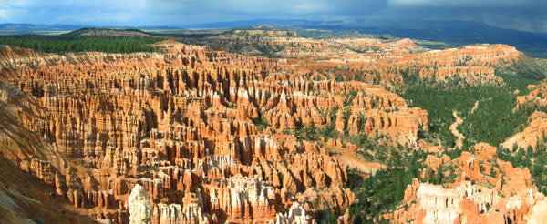 Bryce Canyon Utah Elevation