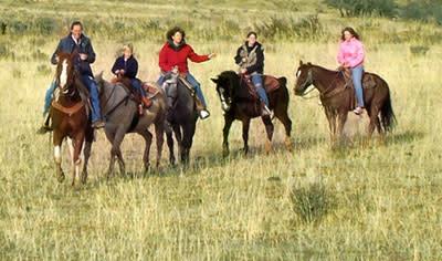 utah horseback riding