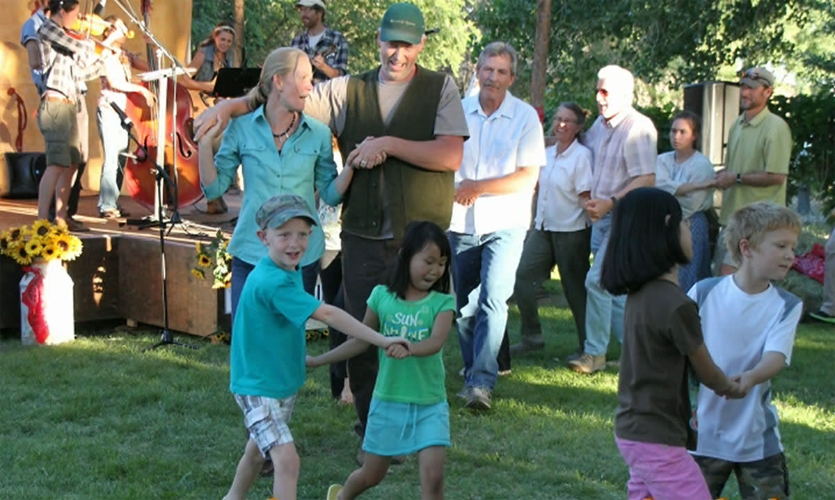 Boulder Utah Heritage Festival