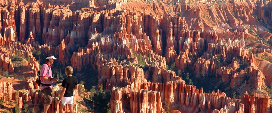 Bryce Canyon Romance