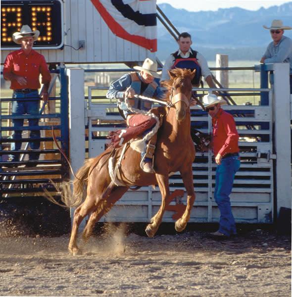 Utah Rodeo Events