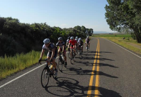 Utah Bike Rally - Cycling