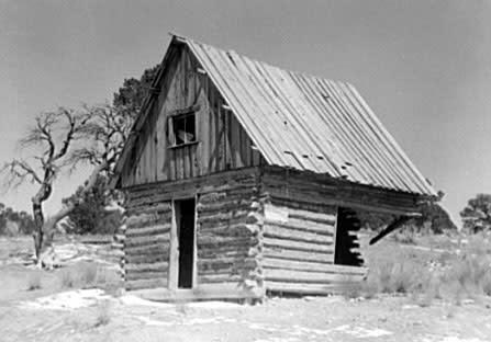 Widtsoe Utah Ghost Town