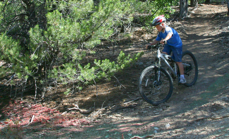 Utah - Bryce Canyon - Mountain Biking Trails