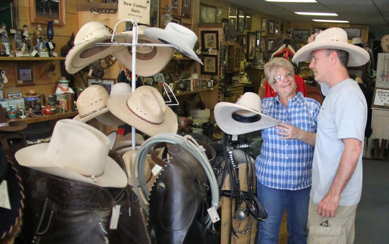 Cowboy Hats  Panguitch
