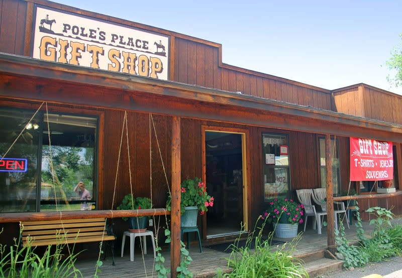 Pole's Place in Boulder, Utah is one of the must-stop shops on your itinerary.