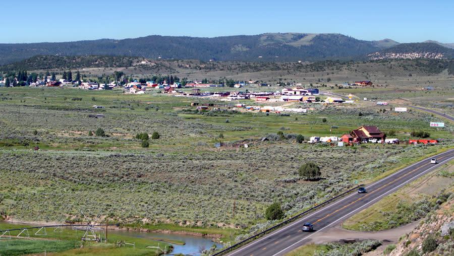 Highway 89 - Hatch, Utah