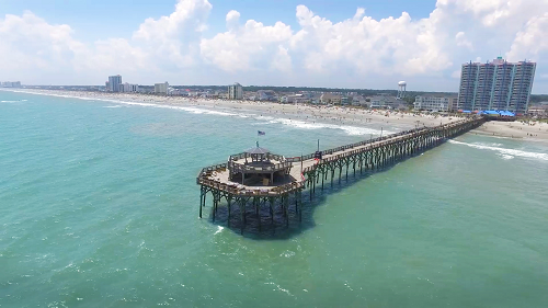 "North Myrtle Beach tops Travel & Leisure's ""7 Amazing South Carolina Beach Destinations"" List"