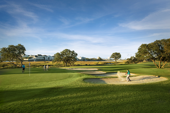 Plan a golf trip to North Myrtle Beach this fall.