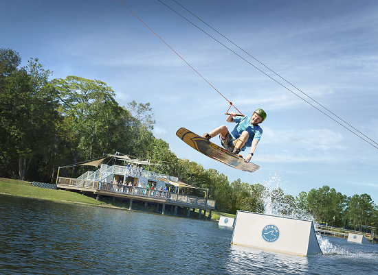 Shark Wake Park is a popular and thrilling attraction in North Myrtle Beach.