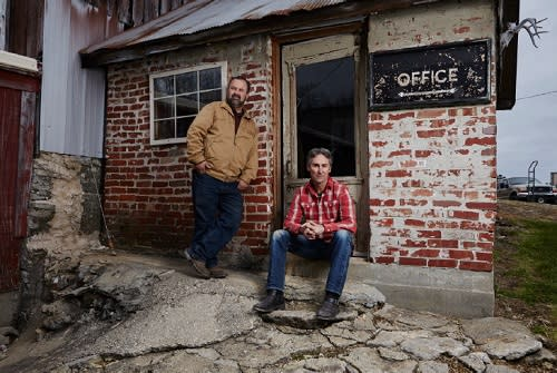 American Pickers heading to South Carolina
