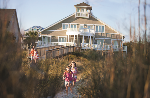 There are a variety of accommodations in North Myrtle Beach.