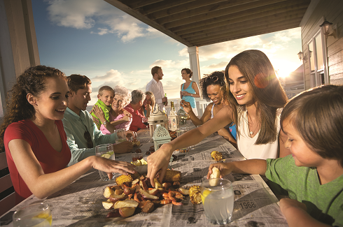Planning a family reunion in North Myrtle Beach is easier than you think.