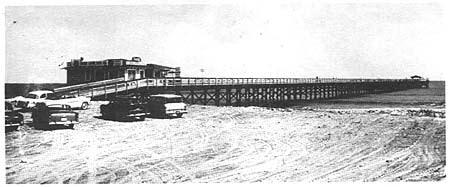 Cherry Grove Pier in 1950