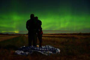 Ashlyn George Saskatoon City Limits Northern Lights